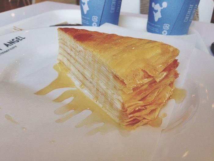 Crepe Cake :) Cake