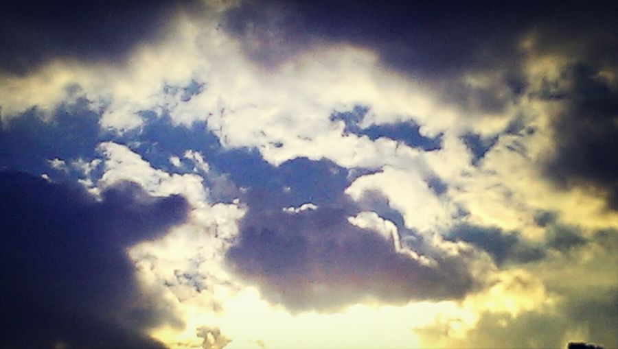 sky porn Sky And Clouds Htcone Love My City