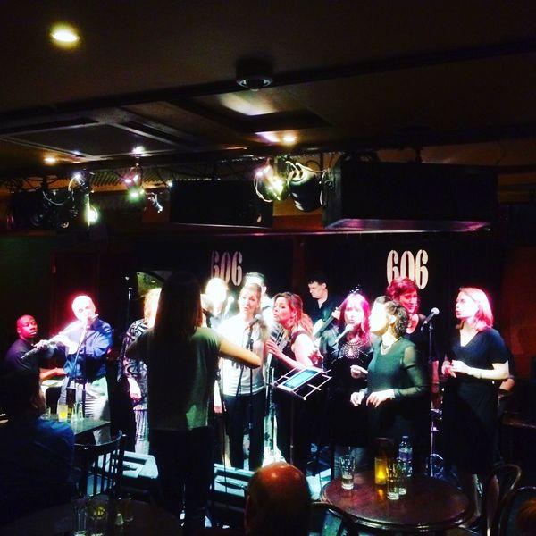 Women Who Inspire You 606 Jazz Club Chelsea Wandsworth Jazz Jazz Concert Jazzfest Jazz Club Jazzband GCGC Gospel Gospel Music Gospel Choir Gospelmusic Gospel Show