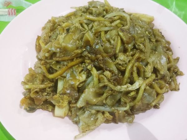 Steaming Plate of Char Kway Teow