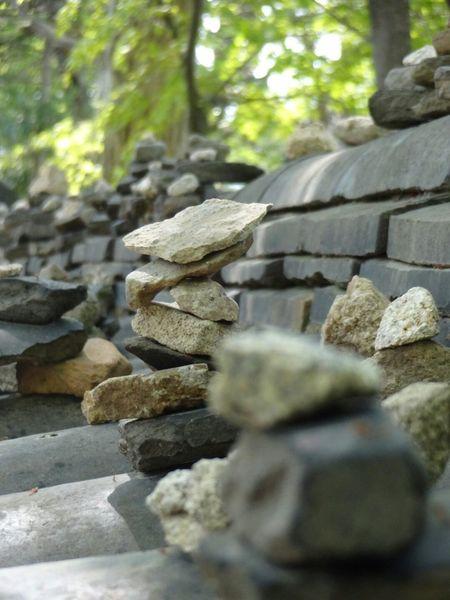 Bulguksa Stones