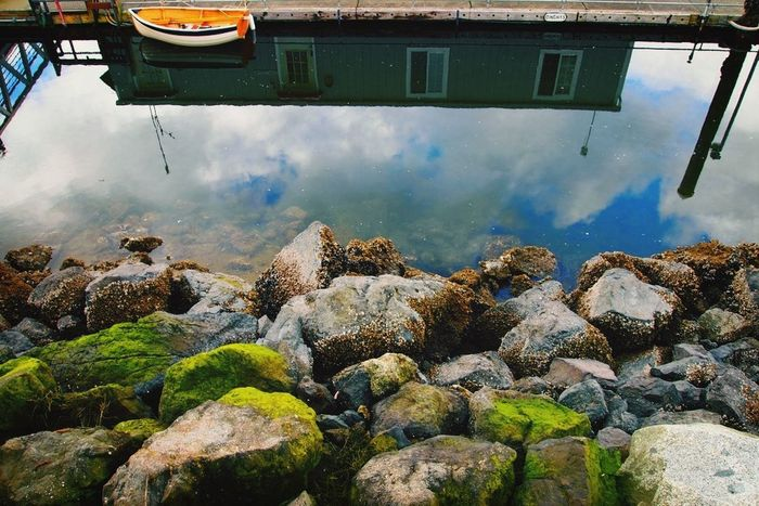 Reflection Serene Poulsbo PNW