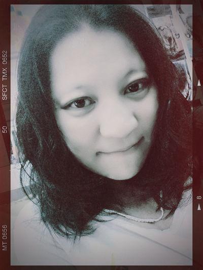 Me Not Beautiful Black And White My Photos EyeEm EyeEm Thailand Chon😆