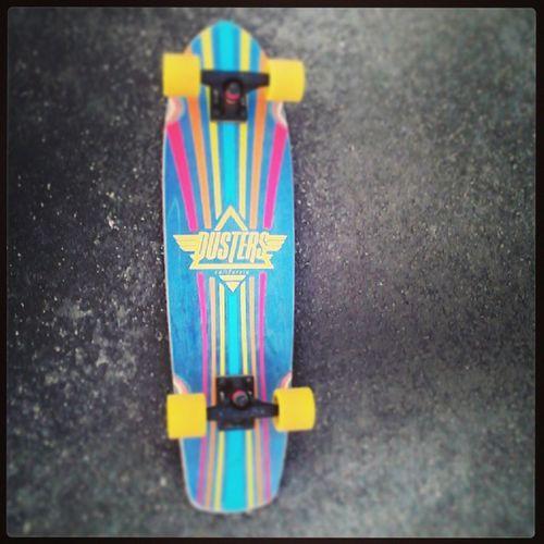 My New Love Dusters California Dustercalifornia Cruiser Cruiserboard Longboard Skateboard Road Winter