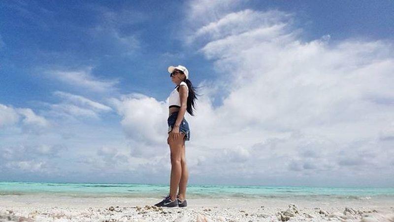 Paradise Maldives Summer Summerholiday Summertime Summertrip Lalita😊 Trip Beach