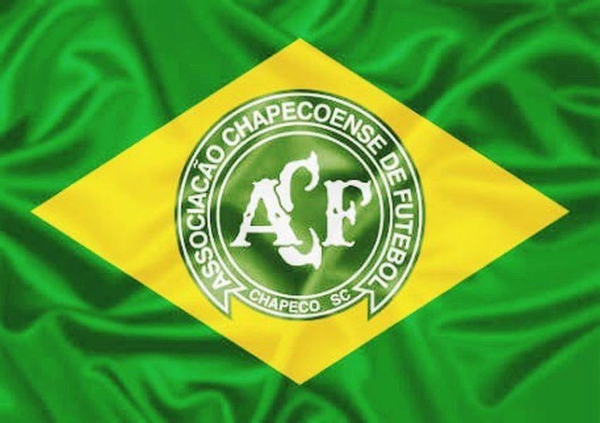 Brasil em Luto ! ForçaChape