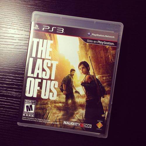 The Last of Us. Provably, my last #game on #PS3