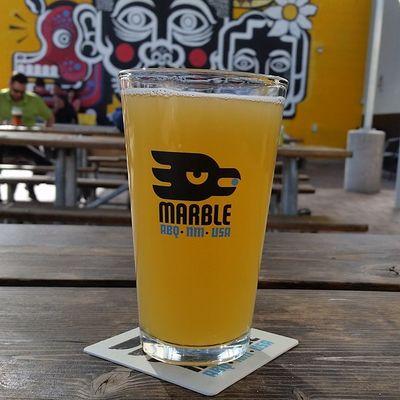 Marblebrewery Doublewhite beautiful day Craftbeer Beer hard to beat