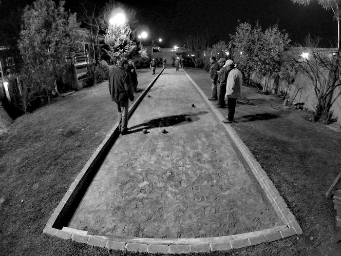 Bocce Bocce Ball Boccia Bocci Bocci Bal Bochas Outdoors Night Gopro GoPro Hero 5 Black
