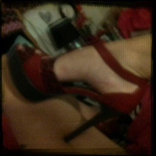 High Heels Shoe Fetish Good Morning That's Me