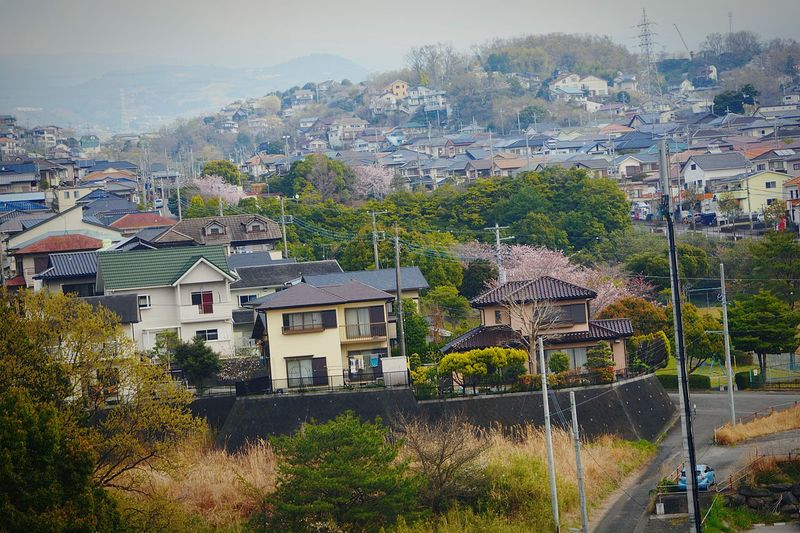Good Morning World! Landscape_Collection Japans beautiful landscape nice weather in the morning Cityscapes Enjoying The View Nice Picture 😉👌