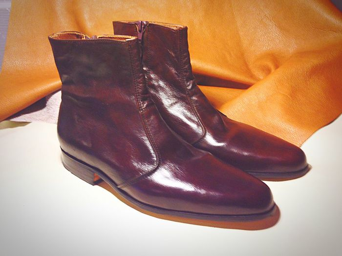 Handmade Custommade Tijuana Boots Leatherboots ZUMISURA