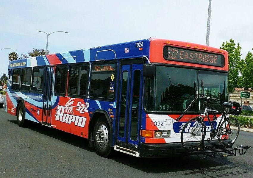 What the bus City Bus Bus Sunnyvale