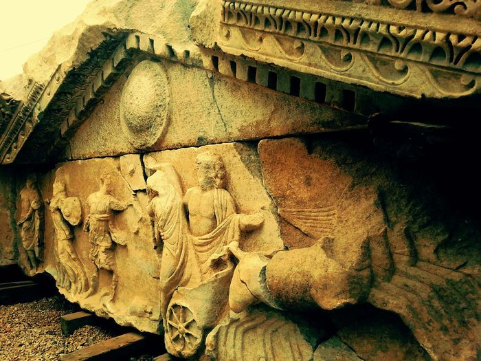 çanakkale Biga Kemer Antikşehir Tarih  Miras First Eyeem Photo Archaic