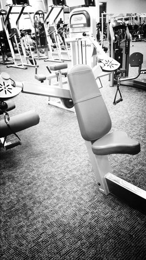 we each have our own cross to bear, i choose this...Gym Black & White Work_out My Cross