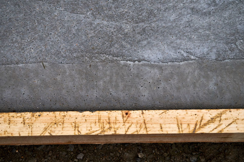 Close-up of concrete wall