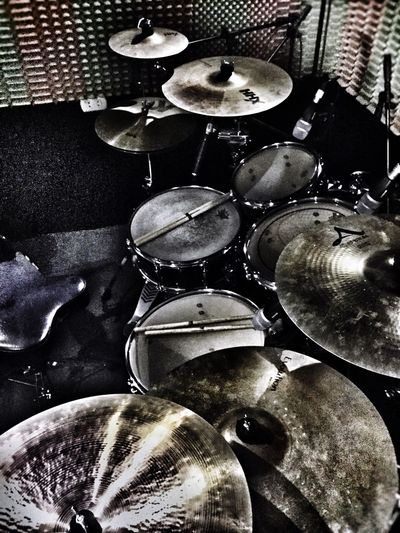 I love what I do! Drums Drummer Studio Session Sabian Zildjian Drummer Life Promark Musician
