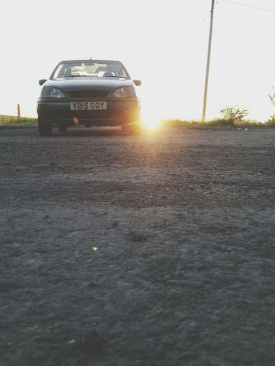 she needs lowering springs and a zetec s kit badly! Fiesta Mk5 Ford Car