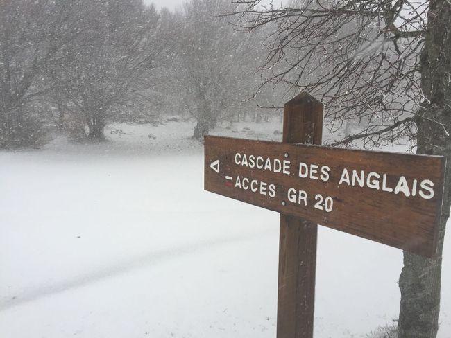 Cascade Des Anglais Snow ❄ Wintertime Escaping Mountains