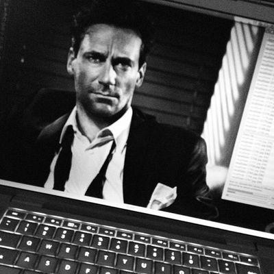 {instagram post} my life is so glamorous - this is my company tonight during a long image upload #jonhamm #desktop #funny Desktop Funny Jonhamm