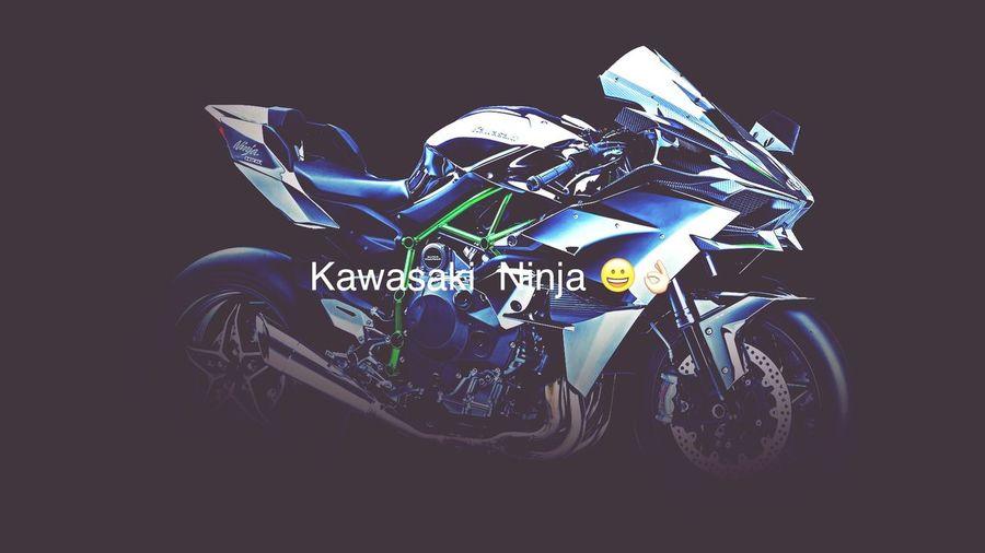 Kawasaki 💚 Ninja 💎 First Eyeem Photo
