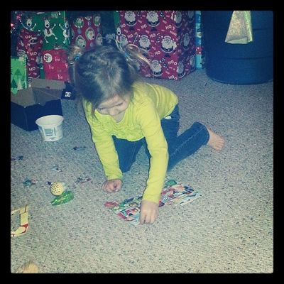 Deep in concentration with her puzzles. Smartypants Puzzleprodigy Quiettime