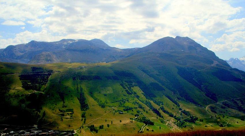 Dans les Alpes Mountains Mountain Panorama Camera  Landscape