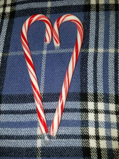 #candycanes #heartshape #christmastime #NewYork  Heart Shape Love Red Close-up No People Day Indoors