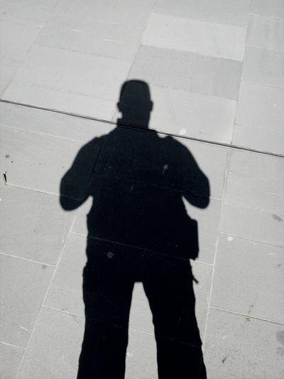Shadowman@ Work