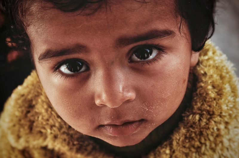 beautiful eyes EyeEm Best Shots EyeEmNewHere Eyeemindia EyeEm Selects Nikon Portrait Human Eye Human Face Looking At Camera Close-up The Week On EyeEm The Photojournalist - 2017 EyeEm Awards Indiapictures Streetofindia EyeEmNewHere Done That. Childhood Fashion Stories