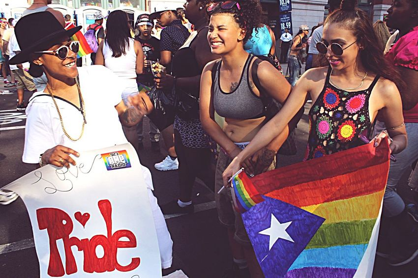 Pride2016 Prideparade NYCPride2016