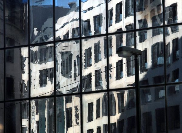 Architecture Brussels Building Exterior Built Structure City Day No People Outdoors Reflects
