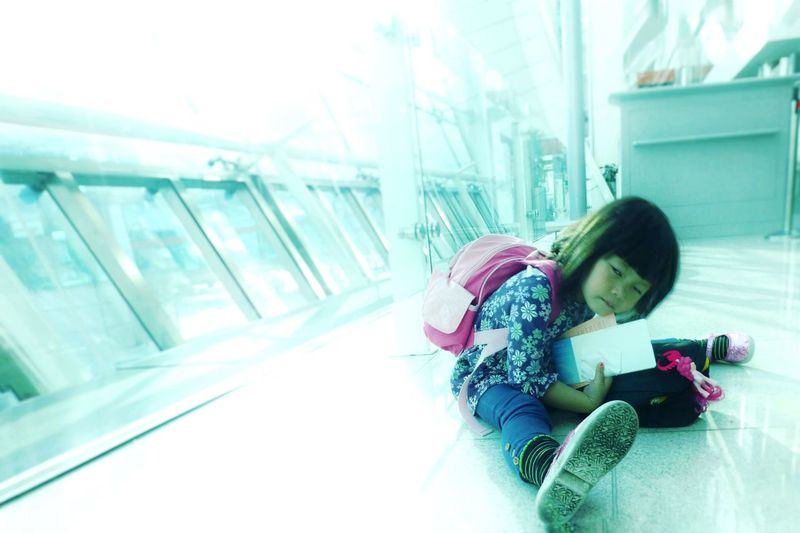 My sleepy child. Jetlag People Window Indoors  Airport Children Only Sleeping Tired Sleepy Child Warm Clothing Sitting Silhouette Focus On Foreground Travel The Week On EyeEm Breathing Space Investing In Quality Of Life This Is Family