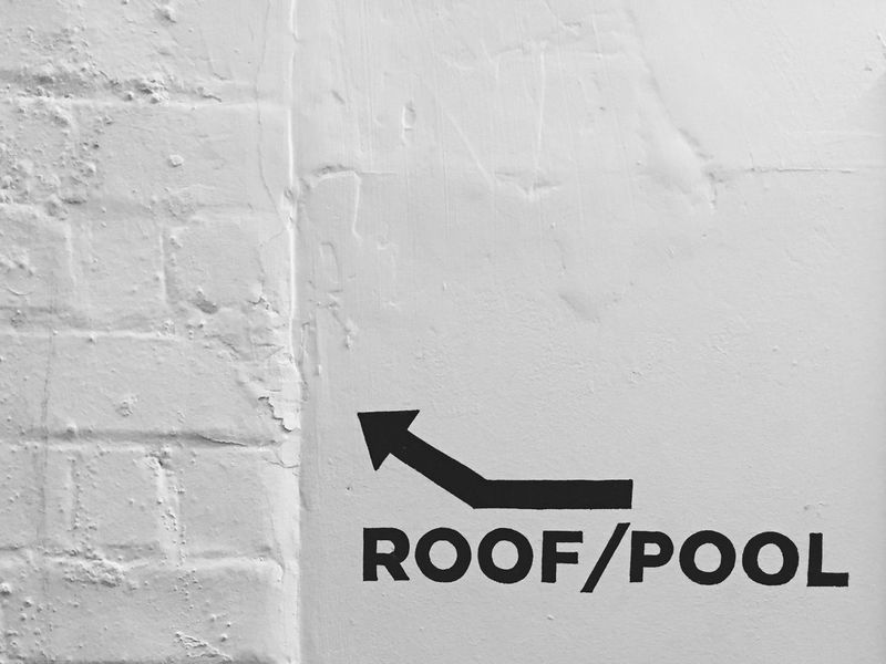 Roof Pool London Shoreditch