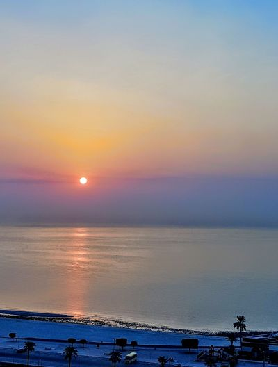 Sunrise , Good morning ، Bonjour ، Buenos dias ، Goede morgen، Καλημέρα ، صباح الخير ، 早安 ، Buongiorno ، Günaydın Water Sea Sunset Beach Nautical Vessel Blue Wave Awe Sunlight Summer Romantic Sky Seascape Refraction Moody Sky Dramatic Sky Coast Atmospheric Mood EyeEmNewHere