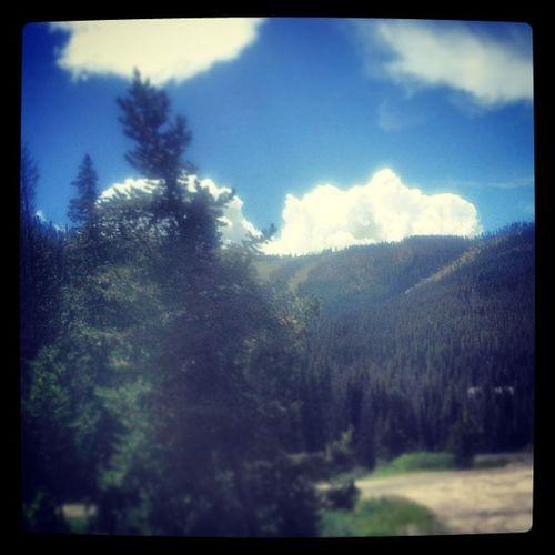 Beautiful Colorado. Hwy 9