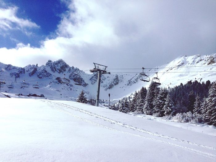 Snow Mountain Winter Landscape first eyeem photo