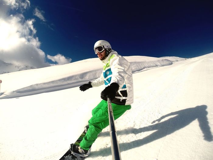 First Eyeem Photo Snow Alpbachtal Alpbach Skiday Skiing Snowcapped Mountain Mountain Piste Tyrol Austria Snowboarden Snowboard Moments Snowboarder Snowboard Snow Day Snowboarding Gopro Gopromoment Selfie Selfiestick