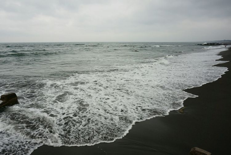 Yilan, Taiwan Taking Photos Hanging Out Clouds And Sky Pacific Ocean 海 Seaside Wavewhip
