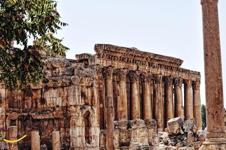 Lebanon Lebanon_hdr Baalbek