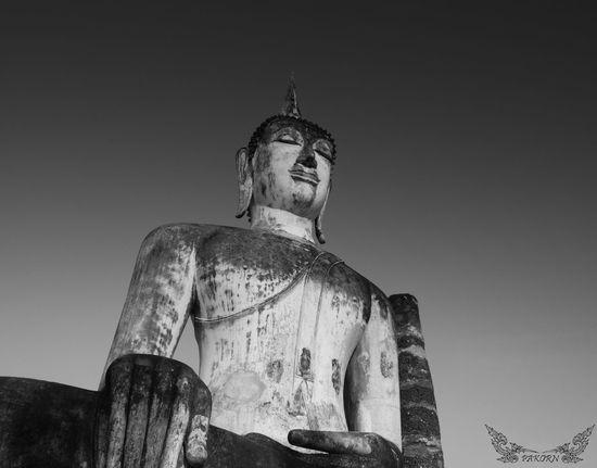 Architecture Buddha Buddha Statue Buddhism Buddhist Statue Place Of Worship Religion Thailand Sukhothaihistoricalpark Sukhothai Sukothai Buddhist Ancient The Past History Old Famous Place