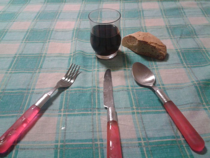 Bread And Wine Food And Drink In Solitude Nectar Of The Gods Old Food Poverty Simplicity Table