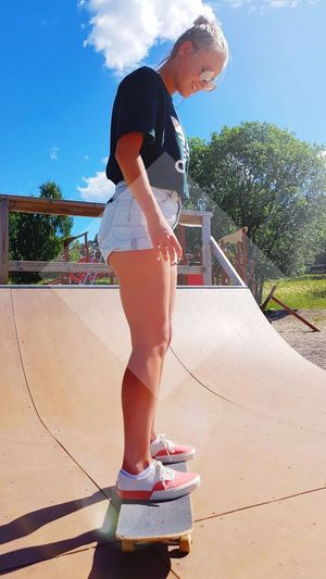 EyeEm Selects Place Of Heart Skateboarding Girl Newbie Colorful Love Lifestyles Norway 🇳🇴 The Week On EyeEm