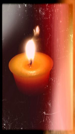 """The silence of a light in the dark"""" Light And Shadow Candle Silence Silence In The Dark Fire Colours One Moment Heat - Temperature Astronomy Flame Close-up Candlelight"""