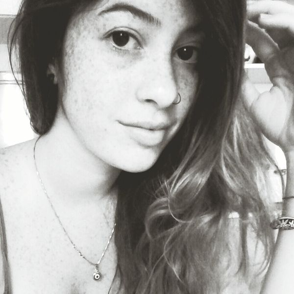 Taking Photos That's Me Brazilian Girl