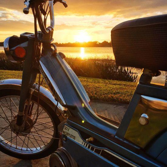Motobecane Mobylette Moped