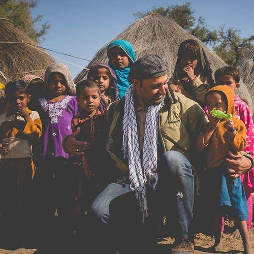 tharphotographyexpedition Thar Gct Ghalibhasnainphotography Kids Smiles AllianceFrancaise Triptothar