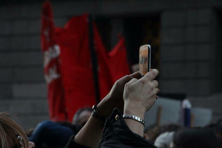 Marcha Ni una menos Marcha Por La Violencia De Genero, Ni Una Menos, Women, Press For Progress
