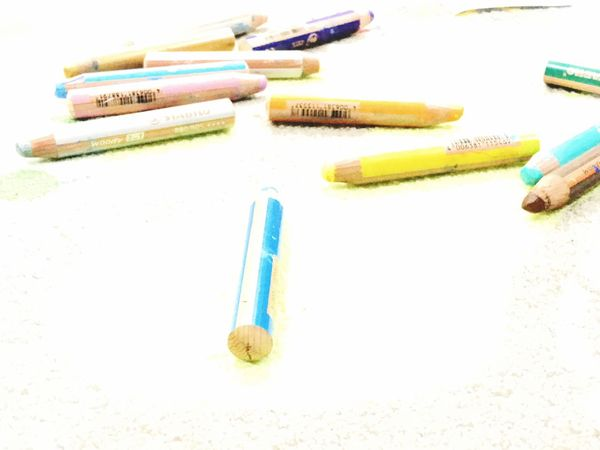 SCATTERING OVEREXPOSURE Pencil Eraser Pencil Sharpener Education Sharp Pencil Shavings No People Shavings Overexposed Overexposure Light Light And Shadow Crayons Crayon Overexposed And Blurred Iphonephotography IPhoneography IPhone Photography Iphoneonly Colored Pencil White Background Indoors  Close-up Pencil Drawing Day