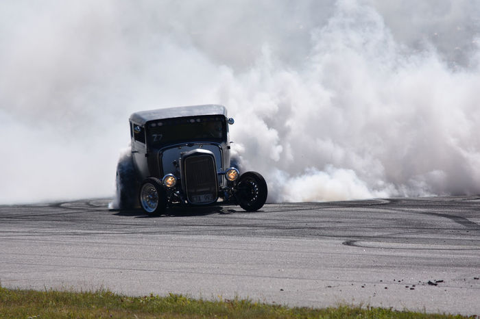 Auto Racing Day Outdoors Racecar Smoke - Physical Structure Speed Sports Race Race Day Race Car Racetrack